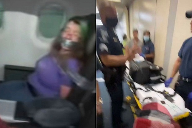 American Airlines Duct Tape Video Tiktok